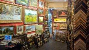 Картинная галерея Гризайль